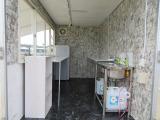 車両後部のキッチン部分は新規架装になっていますので大変キレイな状態です♪