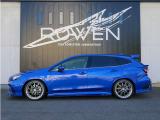 レヴォーグ 1.8 STI スポーツ 4WD ROWENエアロ 車高調 19インチAW