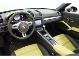 ボクスター S 6MT グレー×ライム革 スポステ PASM