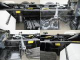 三転ダンプの最大のメリットは高い汎用性の源となる「多彩な荷下ろしスタイルの実現」が可能で