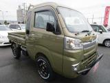 ハイゼットトラック ジャンボ SAIIIt 4WD リフトUP グリルガード14AW届出済未使用車