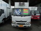 ダイナ  2t低温冷凍車 東プレ製冷凍機-30℃設定左サイドドア