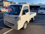 4WD-5MTのハイゼット入庫しました。