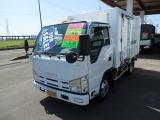 エルフ  3.0ディーゼルターボ低温冷凍車 東プレ製冷凍機-30℃設定左側サイドドア