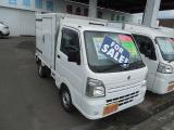 キャリイ 冷凍車 サーモキング製冷凍機-5℃設定