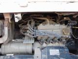 粘りのある4気筒エンジン