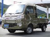 ハイゼットトラック ジャンボ 4WD ナビ/フルセグTV LEDライト キーレス