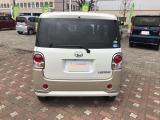 ムーヴキャンバス G メイクアップ リミテッド SAIII 4WD