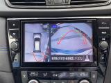 アラウンドビューカメラは車の全周囲をカメラで映しだして障害物や人を確認、周りの状況を確認しながら安全に駐車できる便利な装備になります。