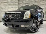 エスカレード AWD 4WD 07y SR LEXANI24inchAW 電動Sステップ