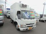 ダイナ  2t低温冷凍車 東プレ製冷凍機-30℃設定