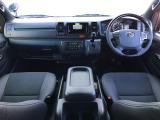 ハイエースバン 2.8 スーパーGL ダークプライムII  ロング 4WD 4WD ワンオーナー