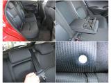 後部座席には誰でも簡単に装着していただけるISOFIX方式対応のチャイルドシート固定機構搭載!さらに前のめりを抑える技術の採用により、高いレベルの安全性を提供!