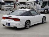 180SX 2.0 タイプX 中期型 車高調 ニスモマフラー 17AW