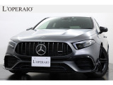 Aクラス AMG A45 S 4マチックプラス エディション1 4WD 1オーナー 有償色 AMGパフォ...