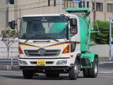 レンジャー ミキサー車 3.78t コンクリートミキサー
