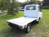 サンバートラック  4WD 元・保冷庫積み