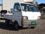 ミニキャブトラック Vタイプ 三方開 4WD