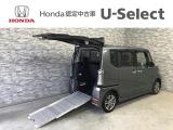N-BOX+カスタム G 車いす仕様車