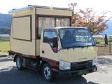 エルフ 3.0 フルフラットロー LTD ディーゼル 4WD