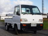サンバートラック  4WD 三方開き (5速車)