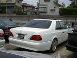 メルセデス・ベンツ CL600