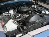 パワフルなV8 5700ccエンジン搭載。