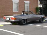 ブランドにとらわれず旧車っぽい雰囲気意識して製作