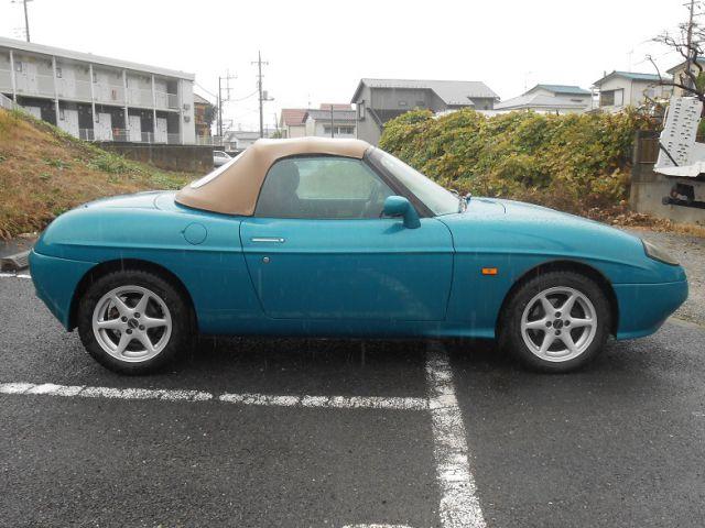 トヨタ MR-S 1.8 Vエディション