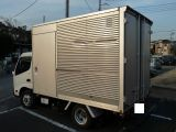 トヨエース 4.0 ジャストロー ディーゼル 2tアルミバン 車検4年2月 ETC バックカメラ...