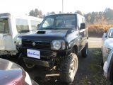 ジムニー  4WD リフトアップ