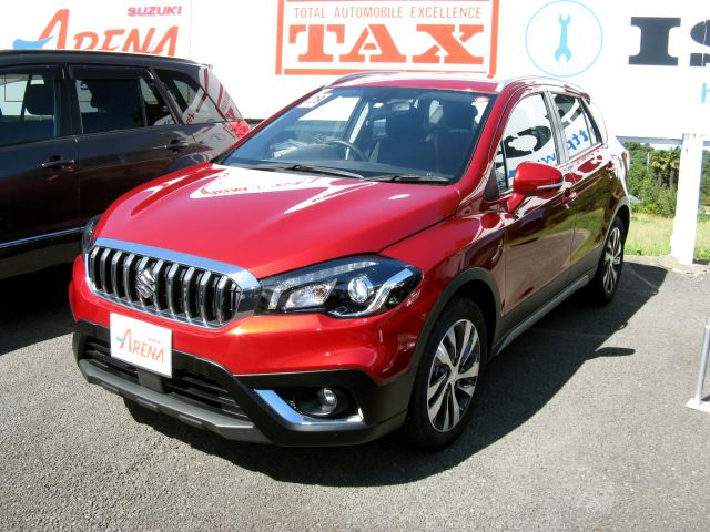 スズキ SX4 S-CROSS 1.6