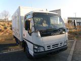エルフ 冷蔵冷凍車 最大積載量2.75トン2室式 バックモニター 13143