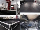 荷台木張りサイズ373x207x38積載3500Kg